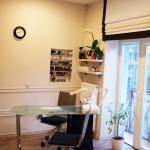 manikiūro kabinetas